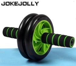 Brand new no noise green abdominal wheel ab roller with mat for exercise fitness equipment free.jpg 250x250