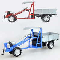 High quality model, high simulation walking tractor,1:16 sacle alloy walking tractor,metal toy cars,free shipping