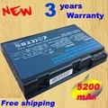 5200mAh battery for Acer Aspire 3100 3690 5100 5110 5515 5610 5630 5650 5680 9110 9120 9800 9810 BATBL50L4 BATBL50L6 BATCL50L6