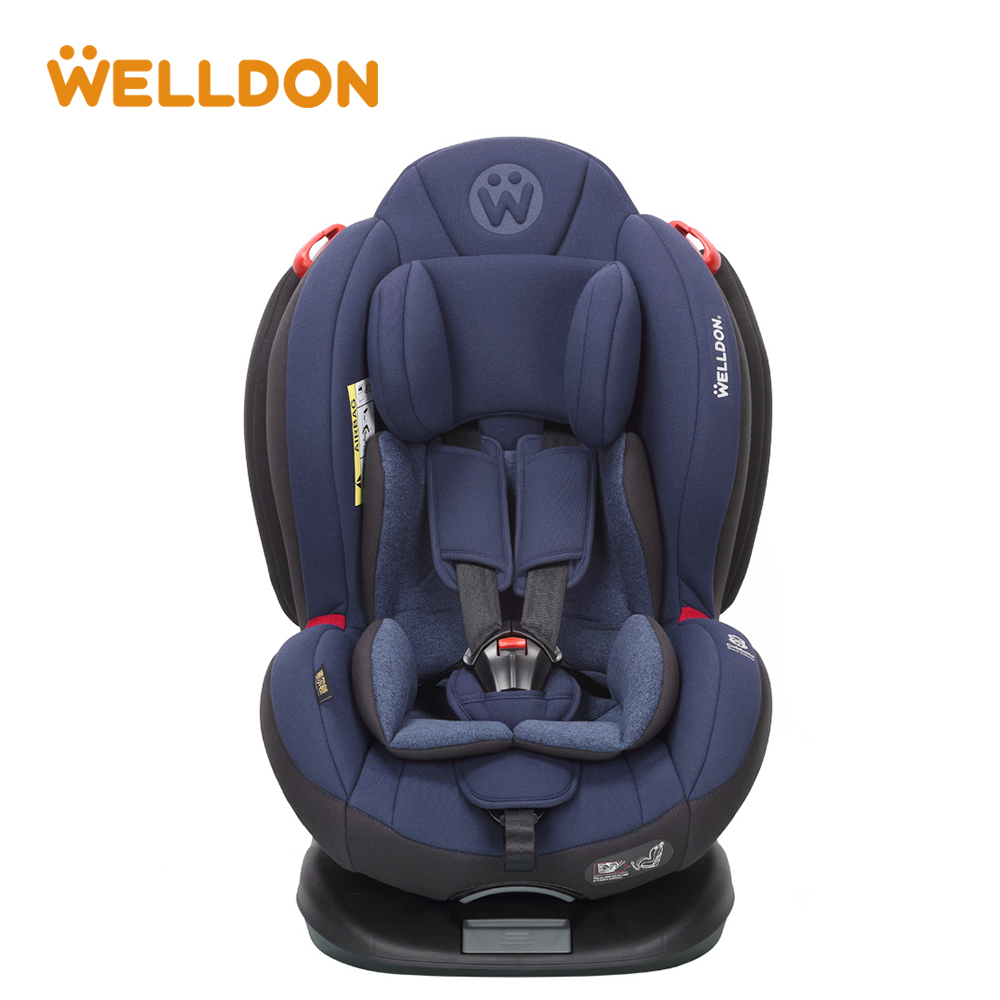 Welldon Child Car Safety Child Safety 0 - 6 Years Old Baby Car Safety Seat Head Protection 3C ECE Certification 3 color baby kid car seat child safety car seat children safety car seat for 9 months 12 year old 3c certification