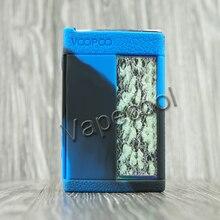 Voopoo too 180 Вт мод щит Силиконовый чехол Чехол кожа рукав силиконовая Наклейка wrap нескользящий для Vape vape Voopoo too 180 TC коробка Vape mod