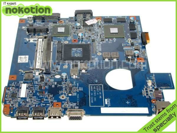 NOKOTION 48.4IQ01.041 laptop motherboard for Acer aspire 4752 DDR3 MBRNE01001 MB.RNE01.001 наматрасник baby nice 120х60 см в ассортименте