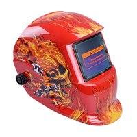 High Quality Welding Mask Solar Auto Darkening TIG MIG ARC MMA MAG Electric Welding Mask Helmet
