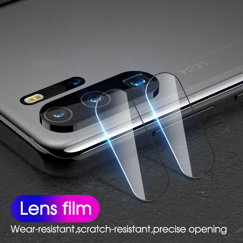 2PCS/Lot Camera Len Tempered Glass For Huawei P30 Lite P30 P20 Pro P20 Lite P Smart Plus 2019 Lens Film Screen Protector