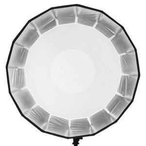 Image 3 - Selens 85Cm Paraplu Radar Softbox Studio Licht Fotografie Licht Flash Paraplu Fotografie Accessoires