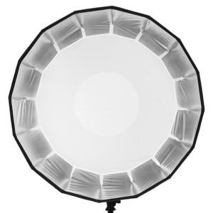 Image 3 - Selens 85cm Umbrella Radar Softbox Studio Light Photography Light Flash Umbrella Photography Accessories