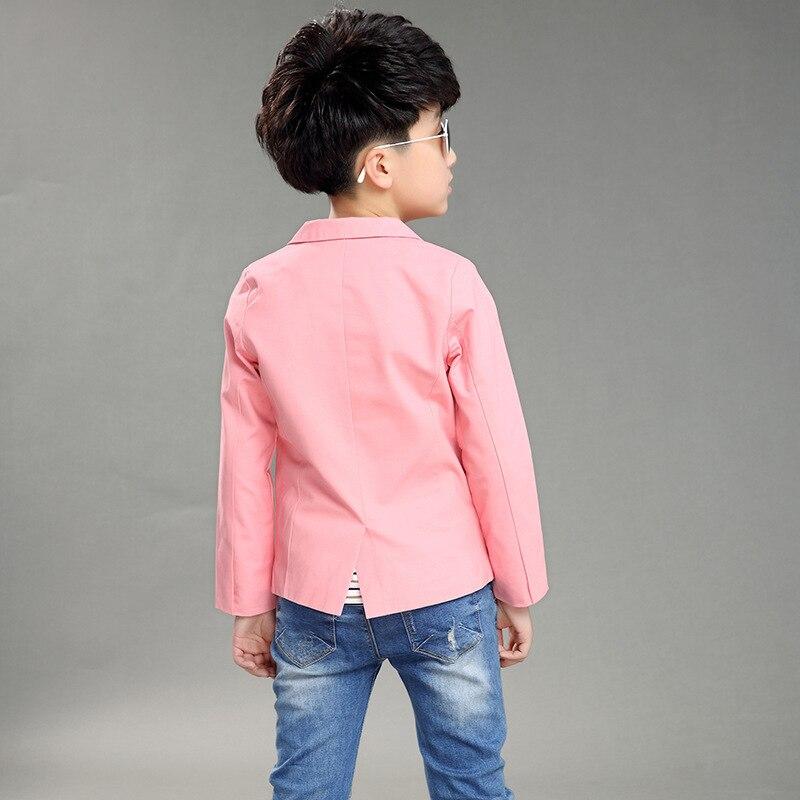 Kindstraum nuevos niños ocasionales Blazers Niños boda del partido marca Outwear sólido algodón Trajes chaqueta formal, mc724