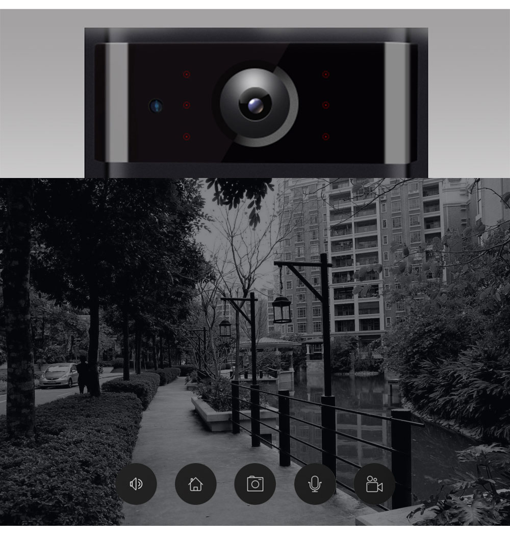 Smart Video Doorbell Camera (13)