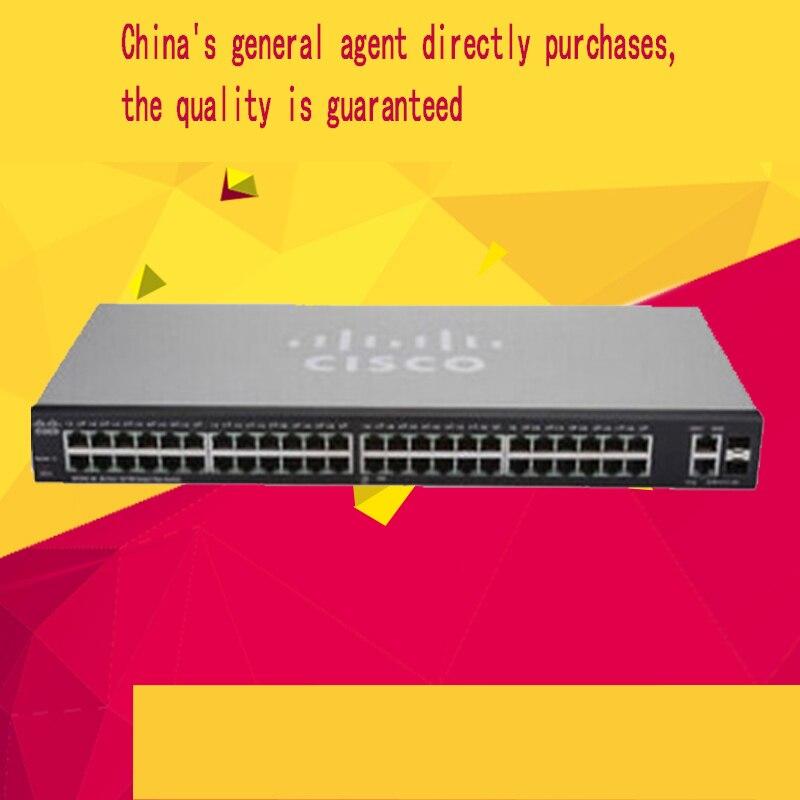 New Original SF220-48-K9-CN Cisco 48 Port Switch Rack Switch