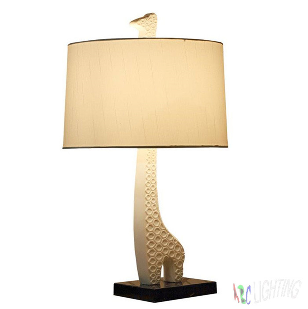 Lamp Bedroom Aliexpresscom Buy Modern Cute Giraffe Table Lamp Bedroom Led