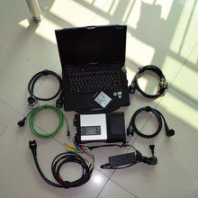 12 MB SD Подключения Compact 5 с wifi с SSD MB Star C5 мультиплексор установлен в toughbook cf-52 cf52 Ноутбук готов к использованию