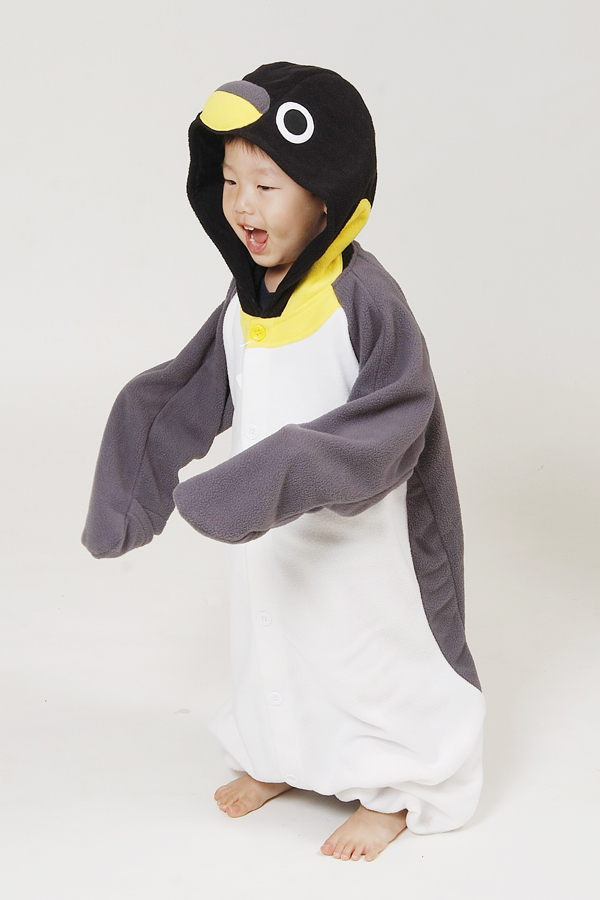 91aff243b5d6 New Anime Animal Onesie Children Penguin Onesie Pajamas Cosplay Costume  Sleepwear in Stock for Sale