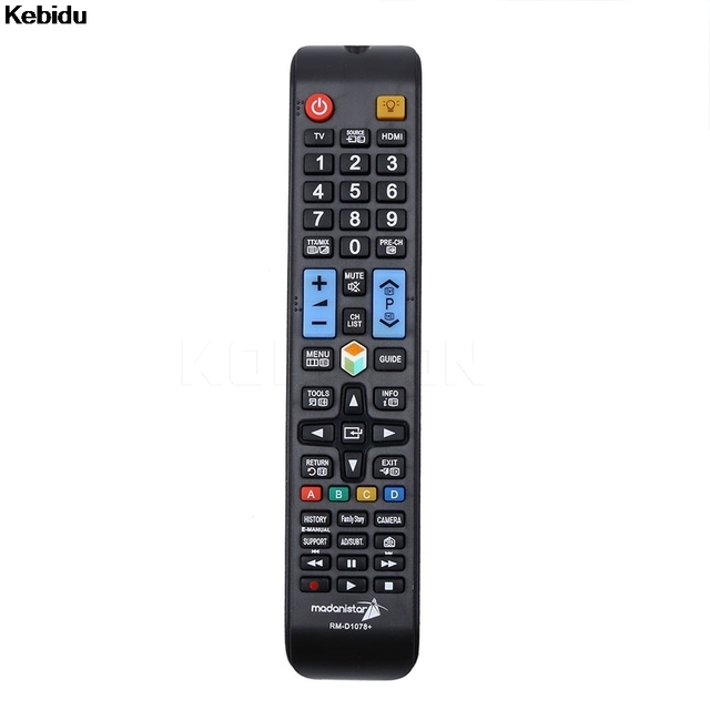 kebidu 2018 Hot Selling High Quality Smart Remote Control Controller For Samsung AA59 00638A 3D Smart TV Wholesale