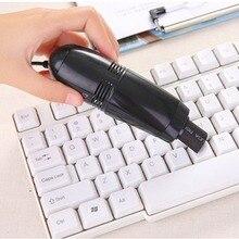 Маленького размера USB компьютерная клавиатура пылесос мини-пылесос мини очиститель воздуха компьютера для ПК, ноутбука, настольного компьютера