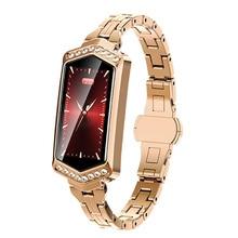 B78 smart watch wristband women Fitness bracelet Heart Rate tracker Monitor for gift