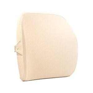 Image 2 - Roidmi cojín para reposacabezas de coche 60D, algodón con sensación de memoria, Lumbar lavable para oficina y coche, envío rápido