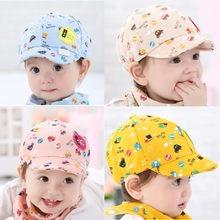 1c9c4ca514d98 2018 offre spéciale bébé chapeau enfant garçon fille bambin infantile  chapeau petite voiture Baseball chapeau été béret casquett.
