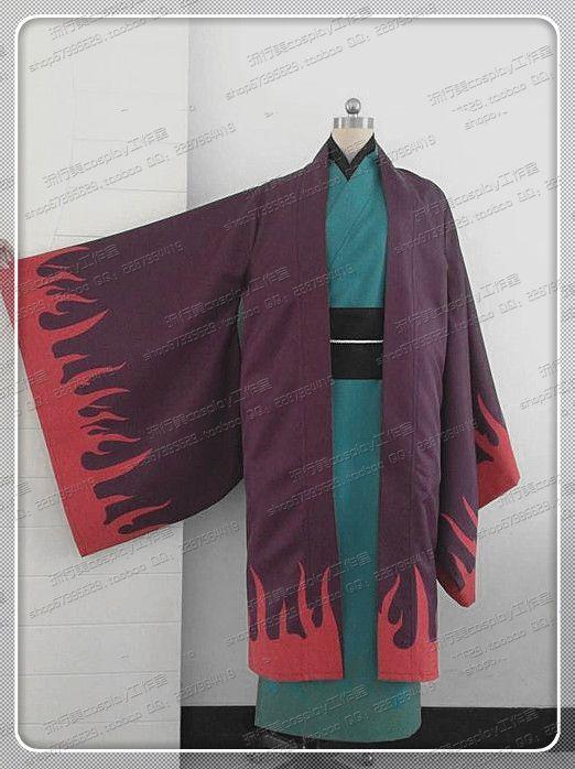 2016 Anime Kamisama Kiss Kimono Divine Nanami Kamisama Hajimemashita Tomoe Cosplay Costume Flame Version