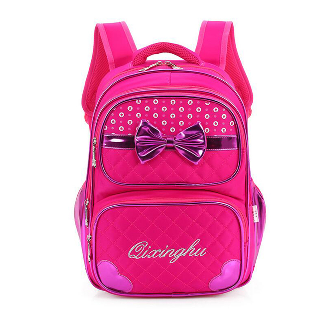 Orthopedic Children School Bags For Girls New 2016 Kids Backpack Book Bag Waterproof Backpack Child School Bag Mochila Escolar