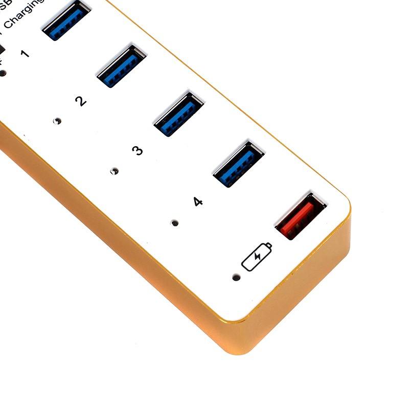 USB 3.0 Hub Charger