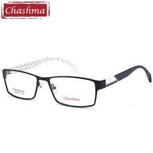 Chashma Brand Full Rimmed Optical Frames Quality Alloy Frame TR 90 Temple Men Fashion Eyeglasses Wide Face Big Width 145