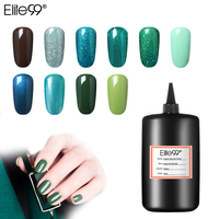 Elite99 Pure Nail Gel Polish Nail Art 250ML Manicure Soak Off UV LED Base Top Base Varnish Lacquer Color Primer