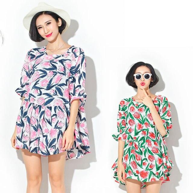 Cute Short Summer Maternity Dresses