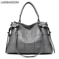 2019 Women Genuine Leather Handbags High Quality Bags Women Shoulder Bag Ladies Cacual Totes Crossbody Bags for Women 2018