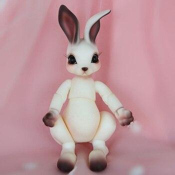 Peppi Cocoriang bjd/sd muñeca 1/8 cuerpo modelo niñas niños ojos alta calidad juguetes tienda resina ojos libres