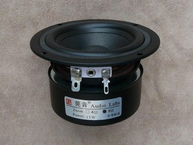 Audio Labs 3'' HiFi Full Range frequencys