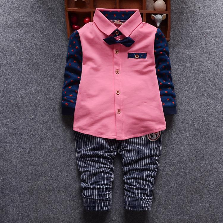 2016 Sale Kids Clothes Boys Clothing Sets Spring Autumn Toddler Boy Clothes Sets Baby Boys