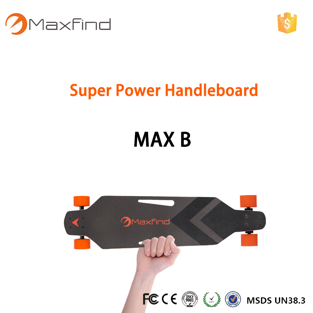Maxfind lightest KG RC Electric hub motor Skateboard longboard in EU