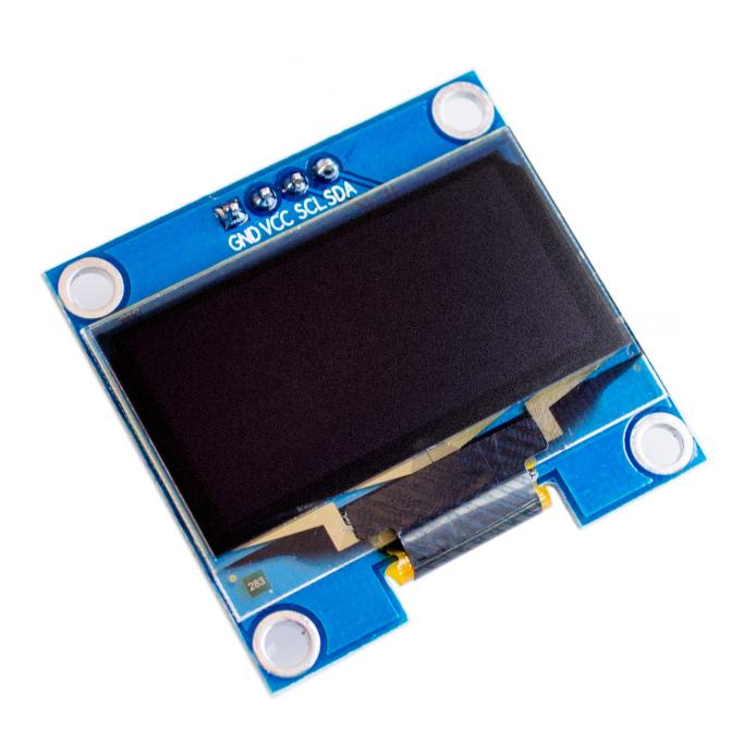 10PCS/LOT 1.3 OLED module blue color IIC I2C 128X64 1.3 inch OLED LCD LED Display Module For Arduino 1.3 IIC I2C
