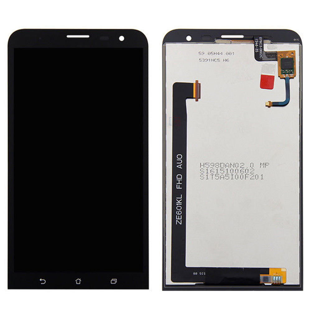 For ASUS Zenfone 2 Laser ZE601KL Z011D LCD Display Monitor Display Panel Module + Touch Screen Digitizer Glass Sensor Assembly