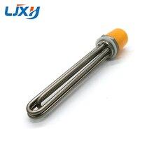 """LJXH élément chauffant électrique 304, 1/4 """", par Immersion, 220V, 380V, réservoir de résistance à lénergie solaire"""
