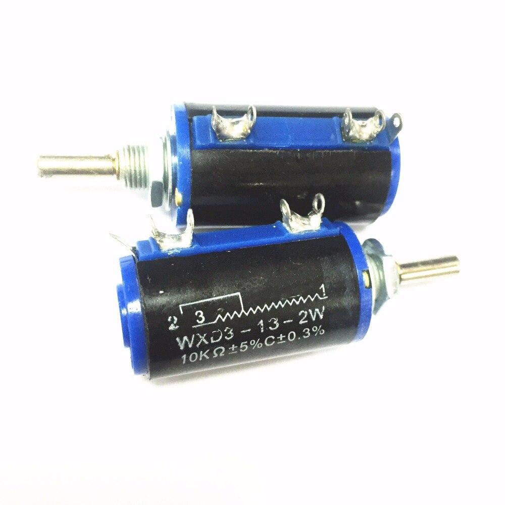 1PCS 10K OHM 5 Watts Wirewound Potentiometer 5W. Pot