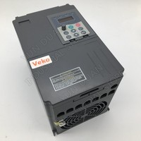 380V 7.5KW 10HP inverter 17A 3PH input Vector VFD 3phase output Universal Frequency Converter CE For Router Spindle Air Blower