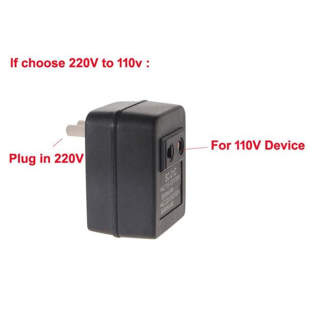 SC 21C AC 50W 60Hz Max Power AC 220V Change to 110v Single Change ...
