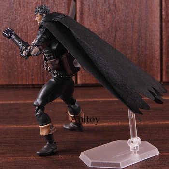 Figma 359 Berserk Guts Black Swordsman Ver. Repaint Edition PVC Guts Figure Action Collectible Model Toy