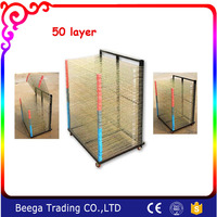 DJ 9065 Drying Rack Which Got China National Patent For Screen Printing Plate Or T Shirt