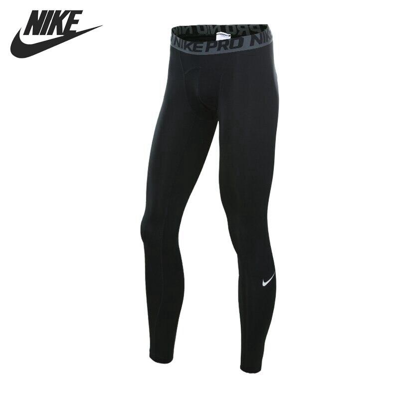 Original nueva llegada NIKE COOL apretado hombres pantalones ropa deportiva