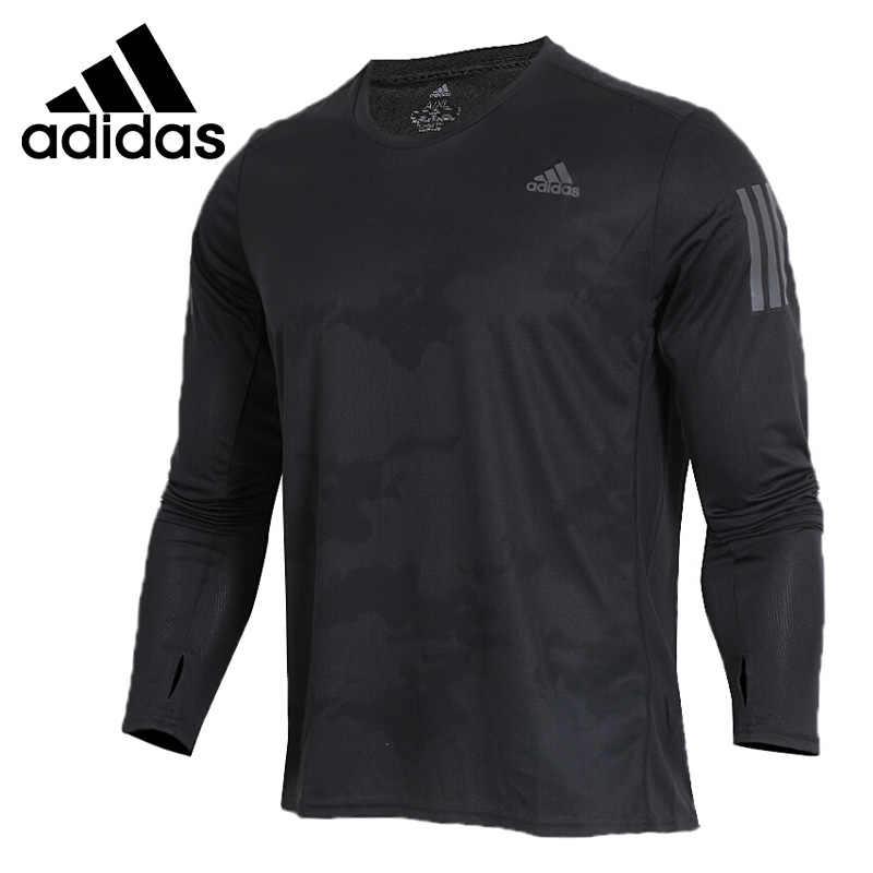 オリジナル新到着アディダス RS LS ティー M 男性の Tシャツ長袖スポーツウェア