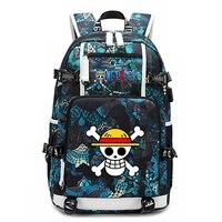 One Piece Backpack Large Shoulder Bag Rucksack Oxford Waterproof Backpacks Mochila Daypacks Students School Bags Travel Bagpack