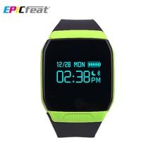 Epicfeatบลูทูธกีฬาsmart watch android iosจีพีเอสกันน้ำสายรัดข้อมือสำหรับiphone samsung xiaomi