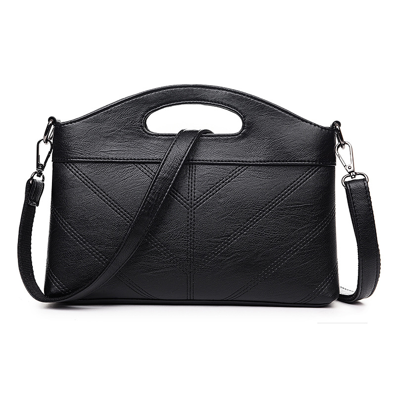 Fashion Vintage Leather Handbags Women Envelope Clutches Ladies Party Purse Famous Designer Crossbody Shoulder Messenger Bags casual small candy color handbags new brand fashion clutches ladies totes party purse women crossbody shoulder messenger bags