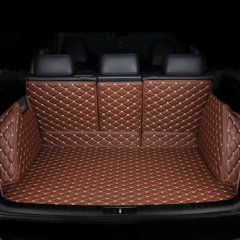 Custom car trunk mats for Jeep all models compass wrangler patriot Cherokee Grand Cherokee Renegade car styling accessories