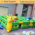 Надувные Biggors ПВХ Надувные Funcity Дети Прыгают Дом Развлечений Лабиринт Парк Комбо