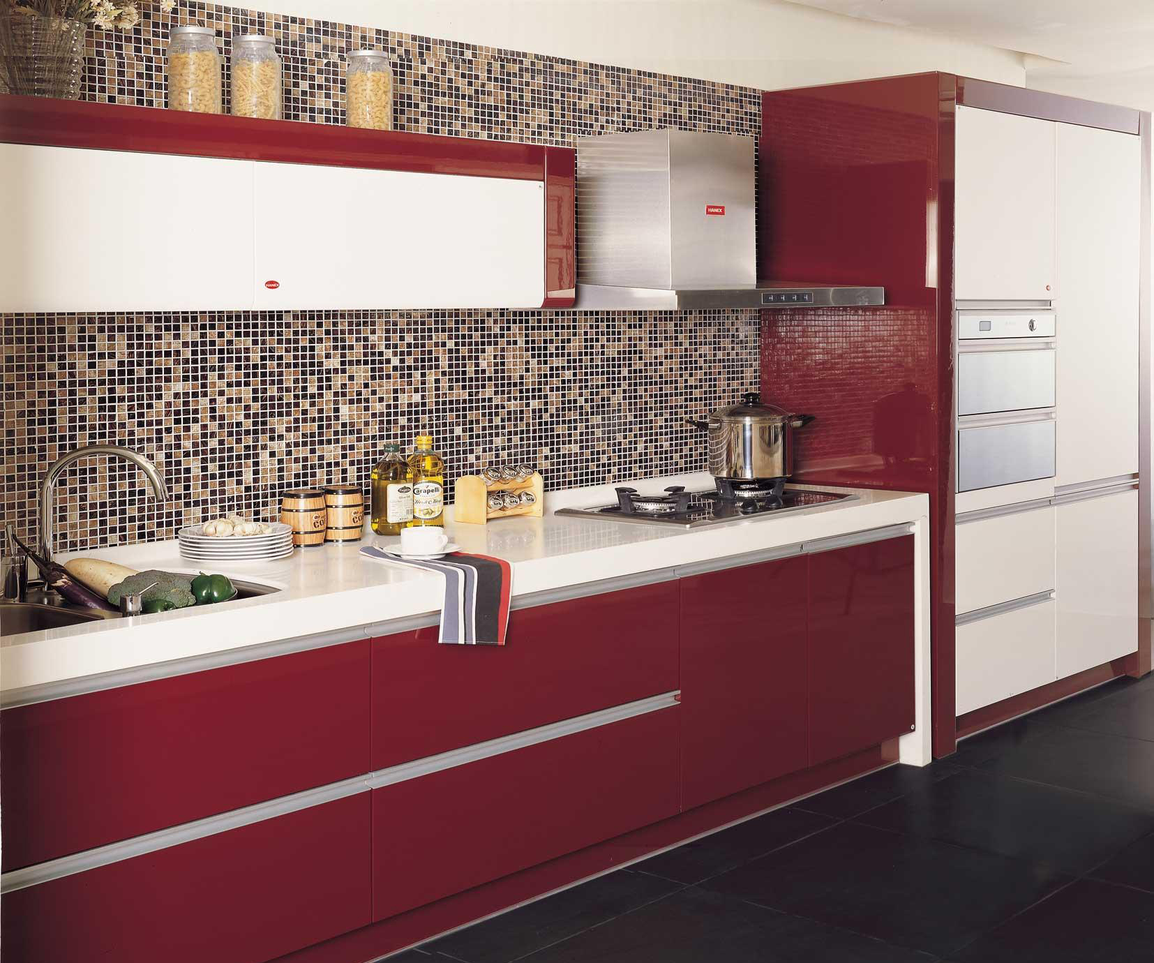 Paint Metal Kitchen Cabinets: Metal Paint Compound Acrylic Countertop Modular Kitchen