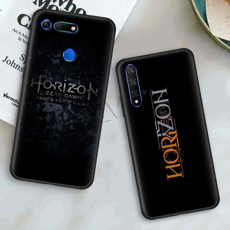 Horizon Zero Dawn aloy Posteriore Della Cassa Del Silicone per Huawei P30 P20 Pro P9 P10 P20 P30 Lite P di Smart Plus compagno di 10 20 Pro Caso