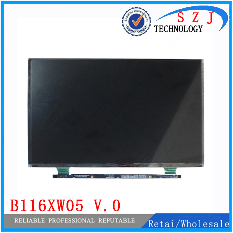 New 11.6'' Inch B116XW05 V.0 LP116WH4 TJA1 LTH116AT01 For Macbook AIR A1370 A1465 Notbook Laptop LCD Display Free Shipping